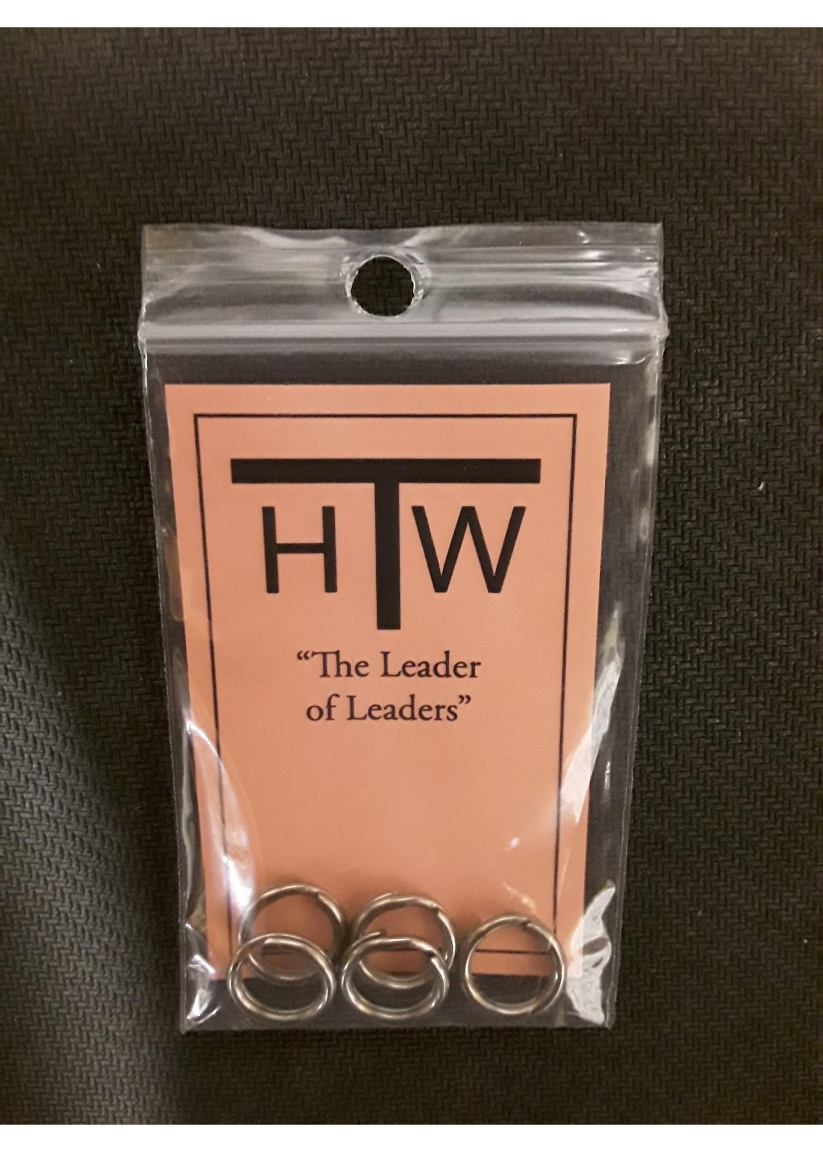 Hardwire Tackle Hardwire Tackle S/S SPLIT RING BG #8 5EA