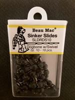 Beau Mac Enterprises Beau Mac Sinker Slider Sml Dbl Sphr w/l Sz 10