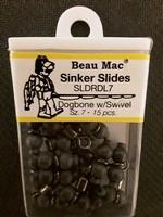 Beau Mac Enterprises Beau Mac Sinker Slider Lrg Dbl Sphr w/l