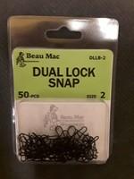 Beau Mac Enterprises Beau Mac Dual Lock Snap BLK #2