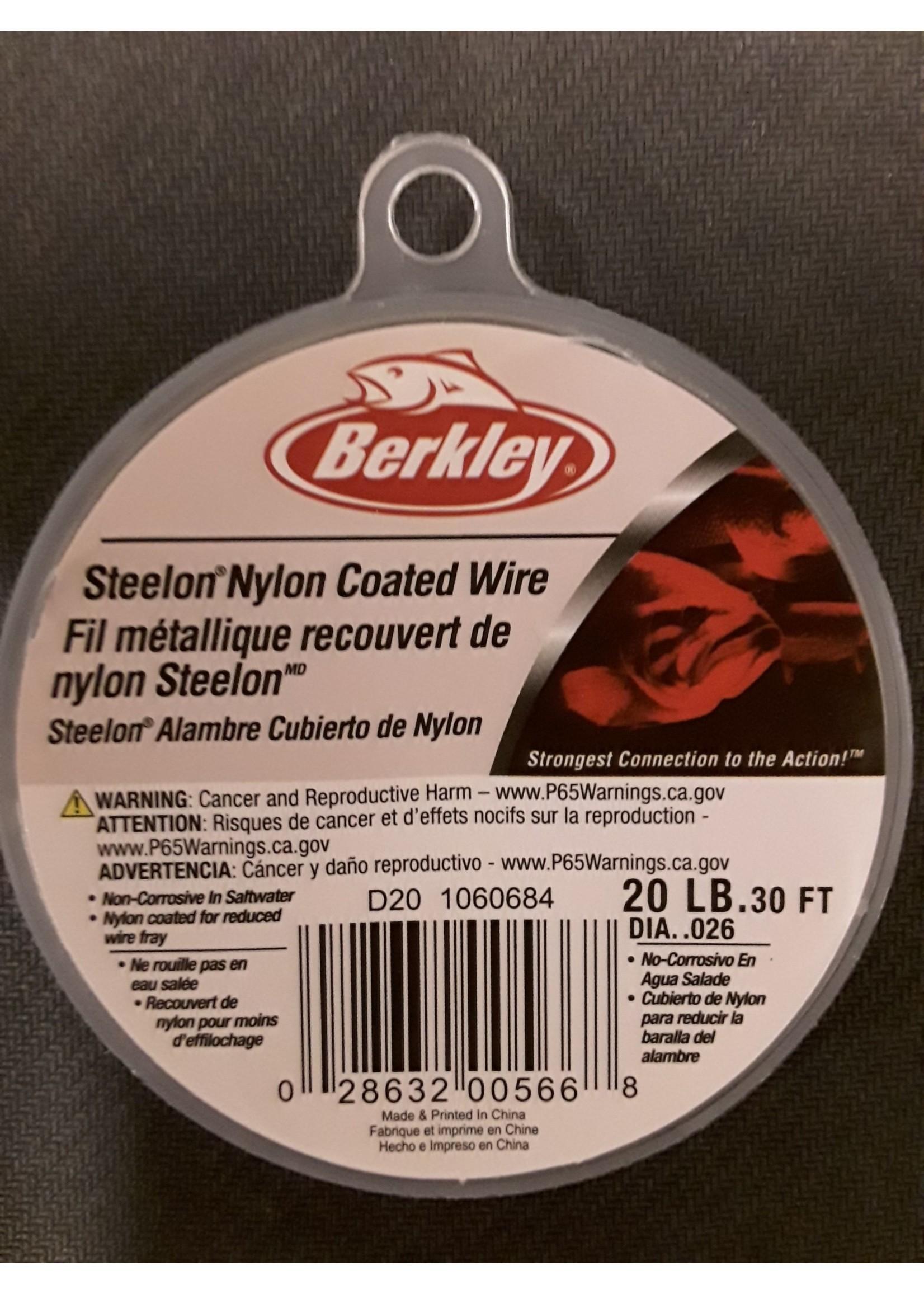 Berkley Berkley LEADER WIRE  20 LB EA 10YD