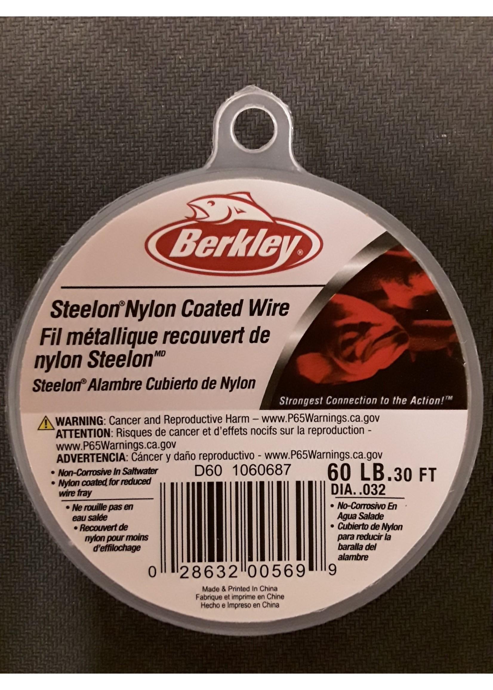 Berkley Berkley LDR WIRE  60 LB EA 10YD