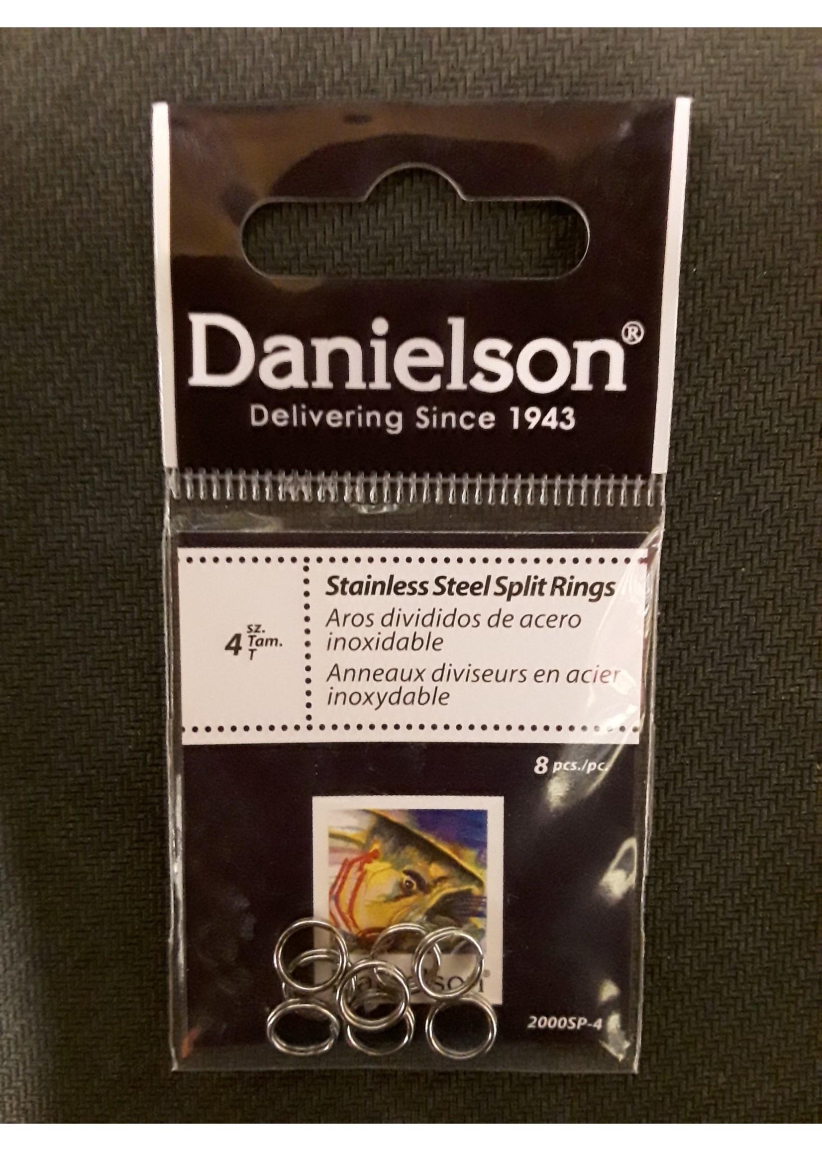 Danielson Danielson SPLIT RINGS