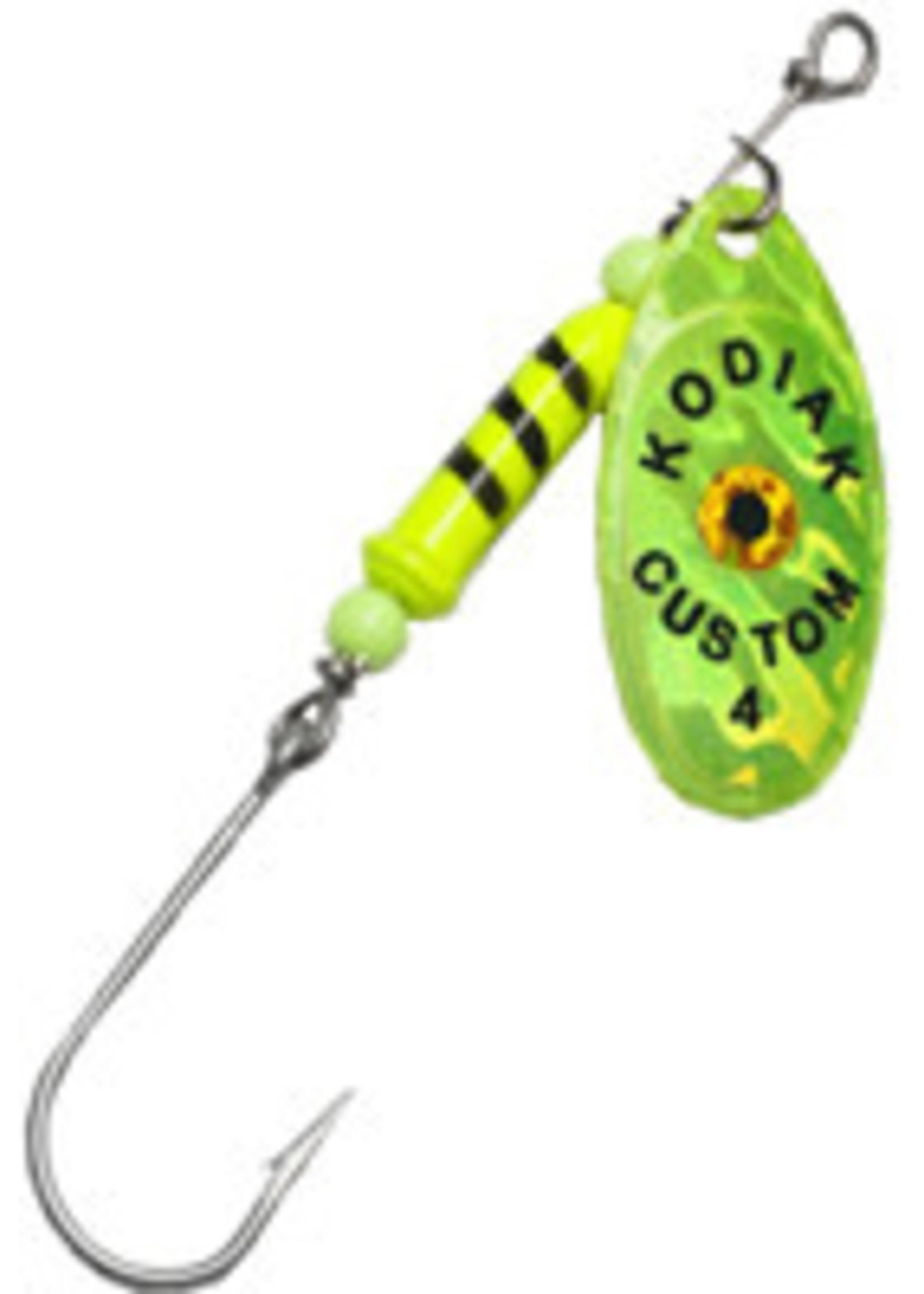 KODIAK CUSTOM FISHING Kodiak  G.I. Spinner