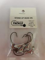 Columbia River Tackle Columbia River Stand Up Head Jig 1/8oz sz1 5pk