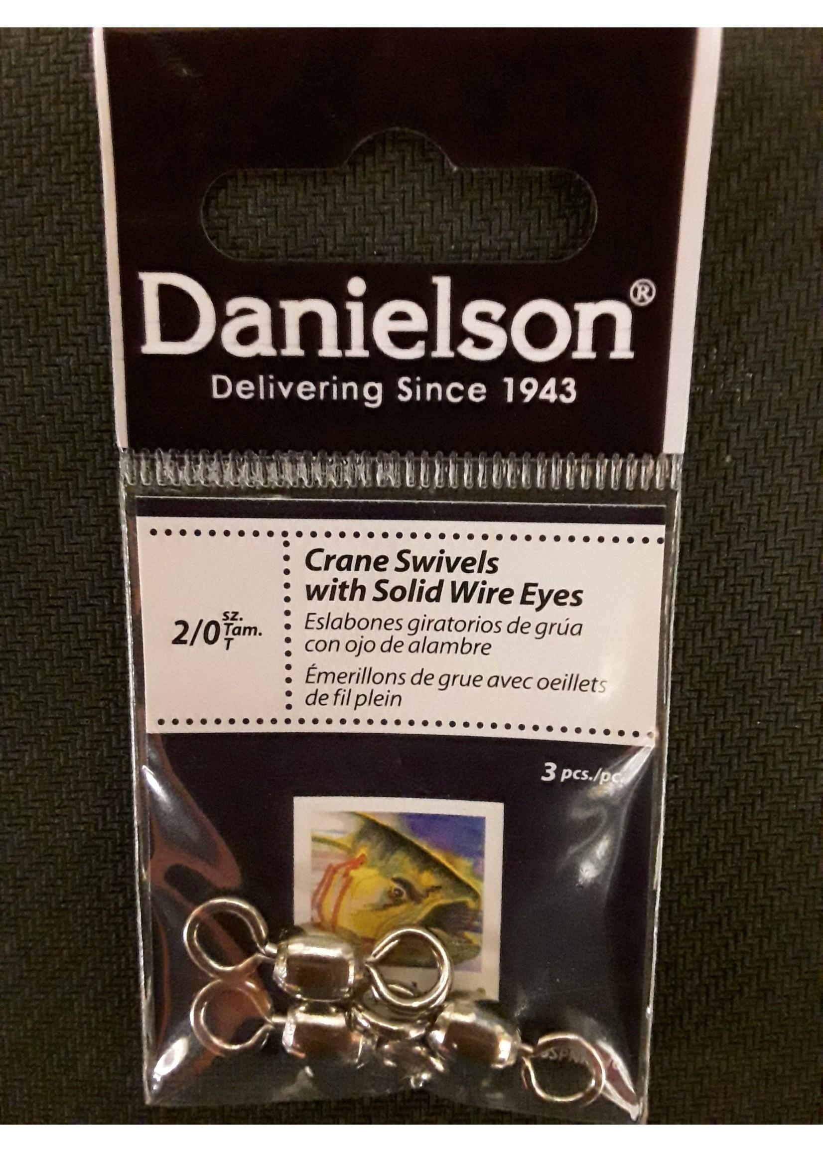 Danielson Danielson SWIVEL CRANE SP 2/0 2200SPNK 3pk