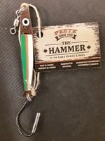 Peetz Outdoor Unlimited Peetz HAMMER 3.25 NEEDLE FISH POISON APPLE