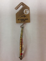AP Tackleworks AP Sandlance Spoon GD-4