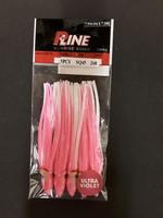 "P-LINE P-Line  S.R. SQUID 4.5"" PINK/WHITE"