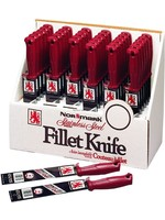 "Rapala Rapala 126BX Hawk Fillet Knife, 6"" Stainless Blade, 36 Pc Display Box single"