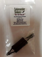 Salamander Sinkers Salamander Sinkers Double Swivel Sinker 1/4oz