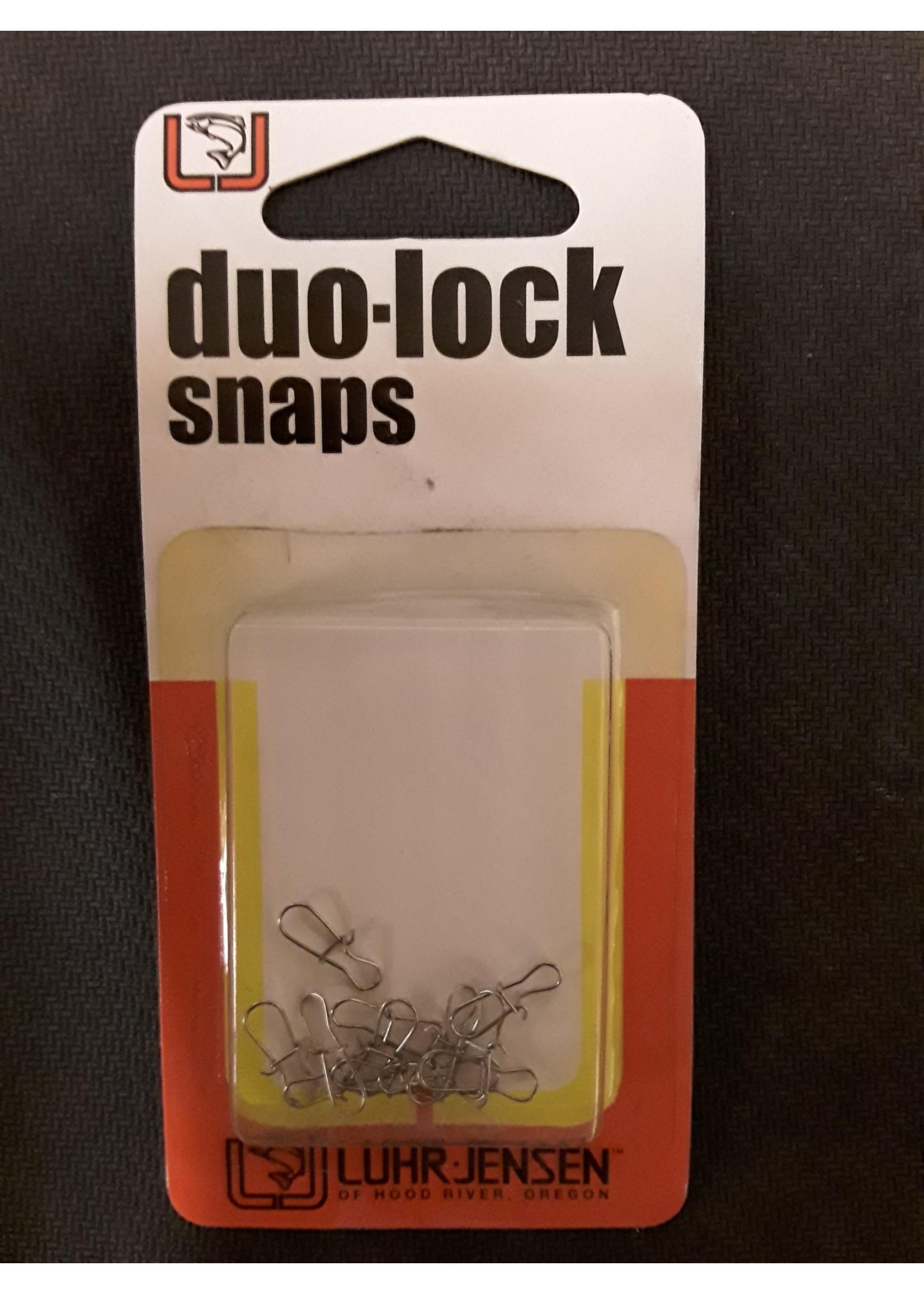 LUHR JENSEN Lurh Jensen Duo-Lock Snaps
