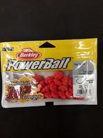 Berkley Berkley PowerBait Trout/Steelhead Egg Clusters  Fluorescent Orange