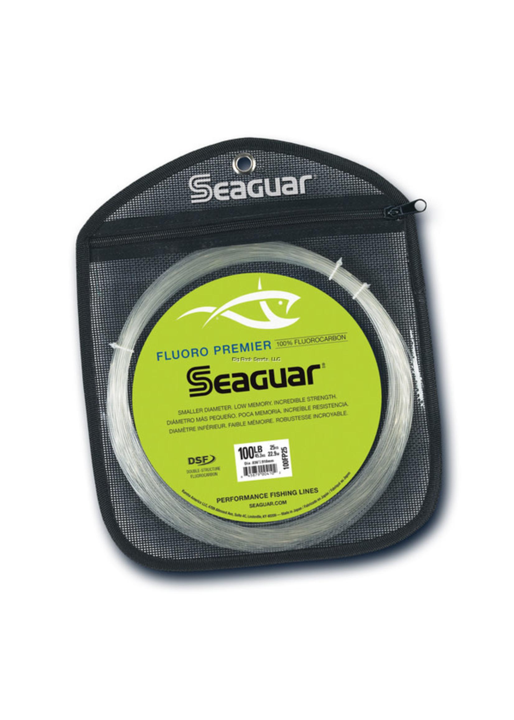 SEAGUAR Seaguar Premier Flourocarbon 100FP25