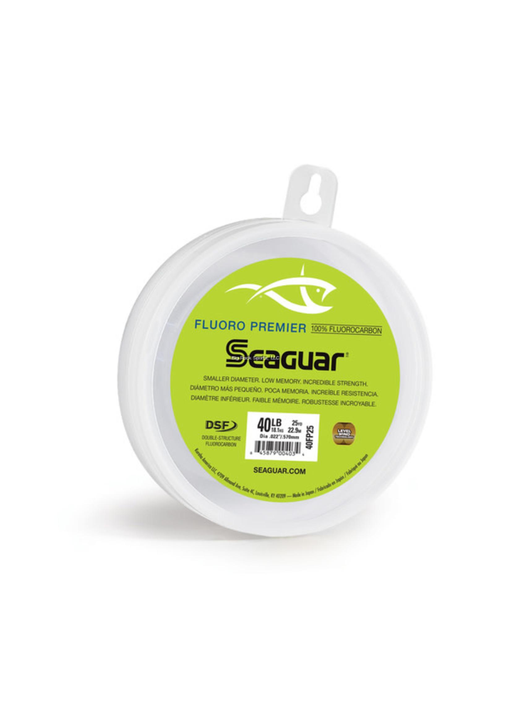SEAGUAR Seaguar Premier Flourocarbon 40FP25