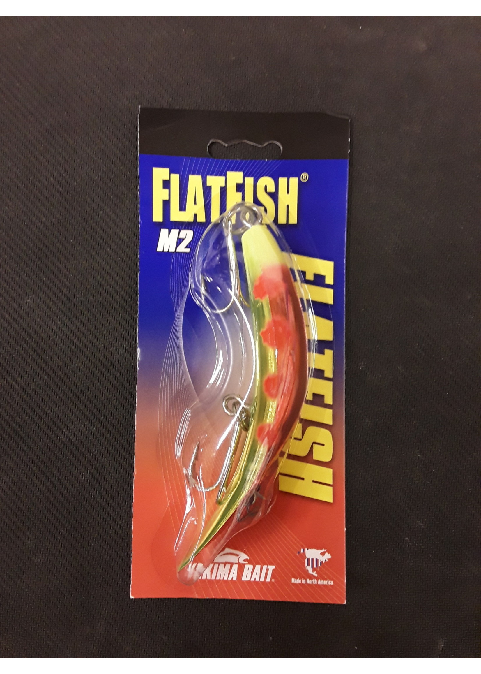 """FLATFISH M 2 4 1/4"""""""