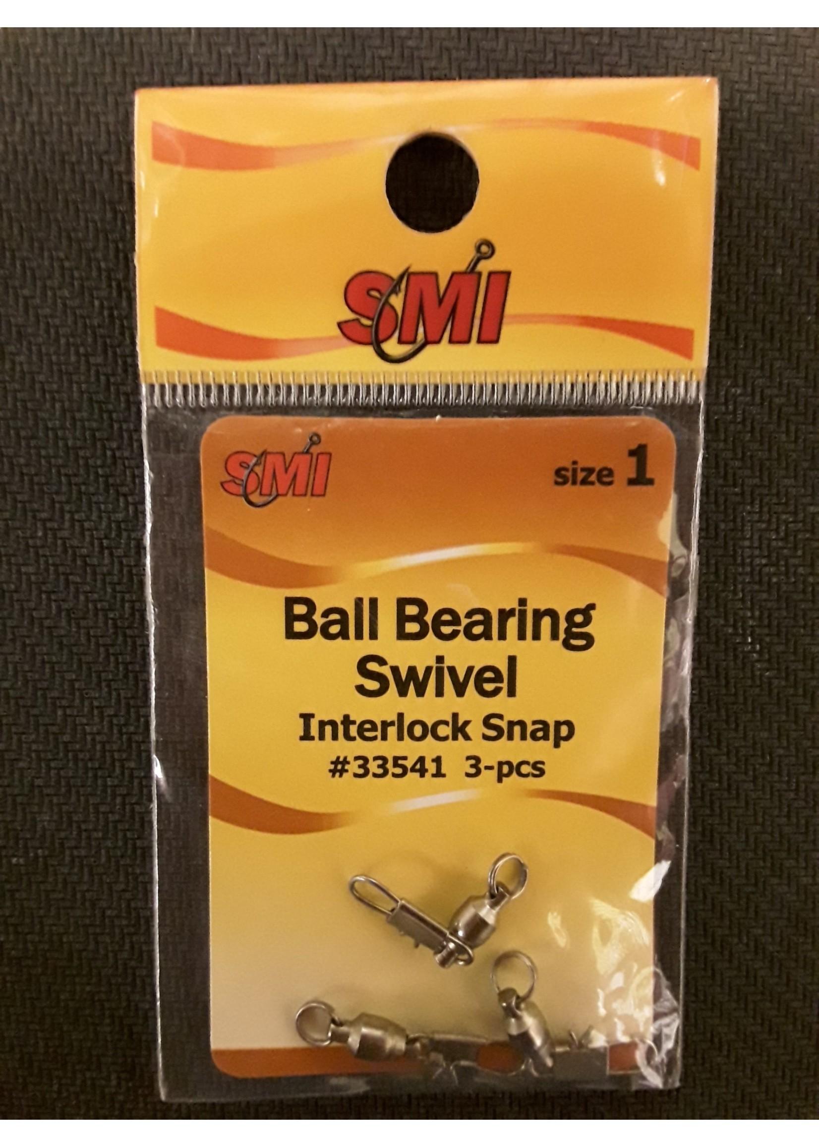 SMI SMI Swivels BallBear w/Intrlk Nkl