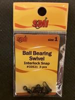 SMI Swivels BallBear w/Intrlk