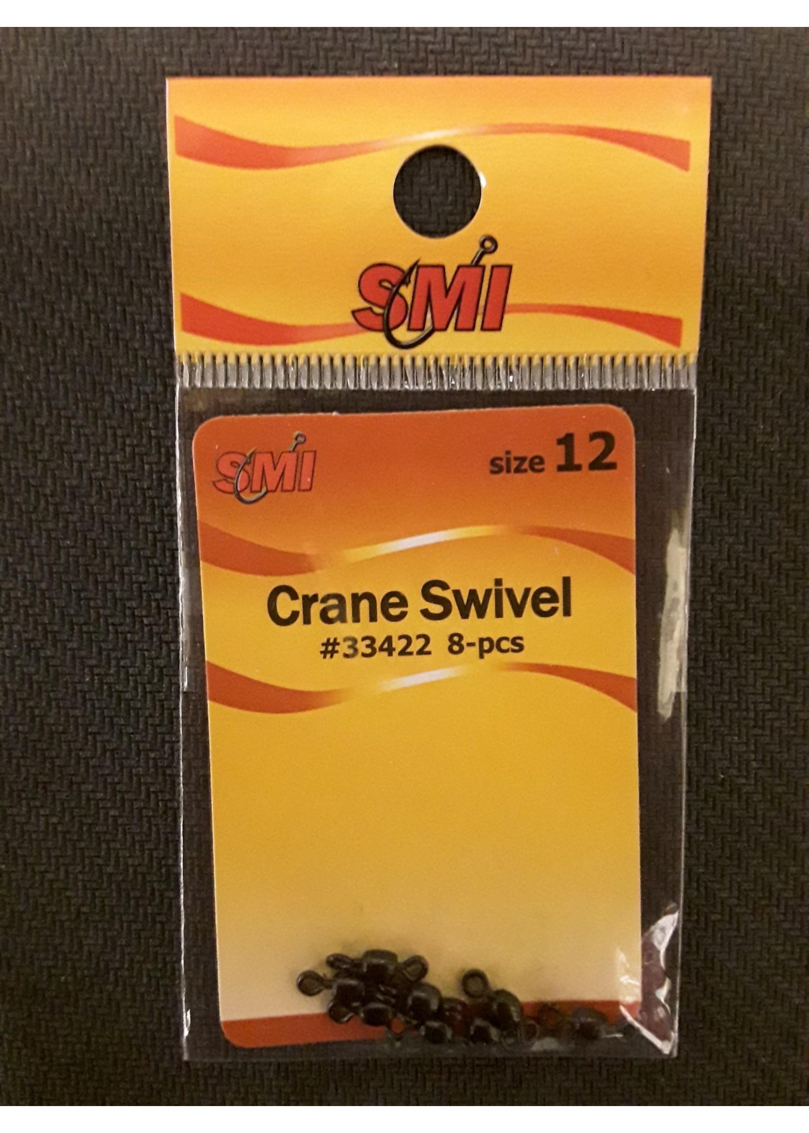 SMI Swivels Crane Black
