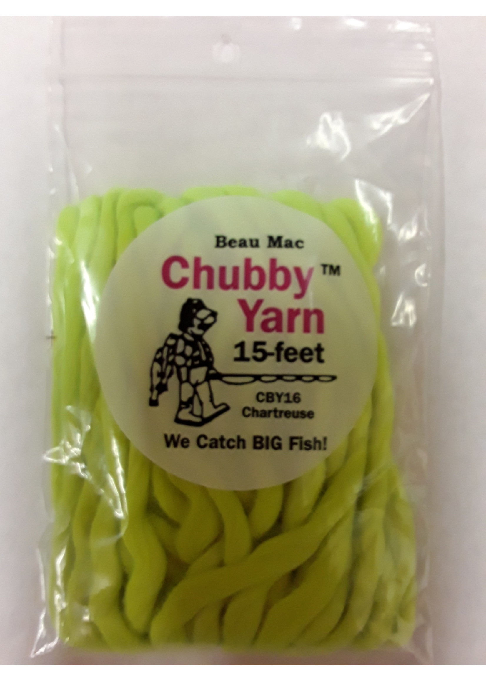 Beau Mac Enterprises Beau Mac Chubby Yarn