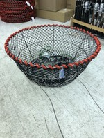 Beau Mac Enterprises SMI Shrimp Trap/Pot Stckbl S/S 3 Entrance