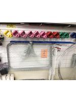 Hardwire Tackle HWT Dip Net Kenai 3'X4' w/Net