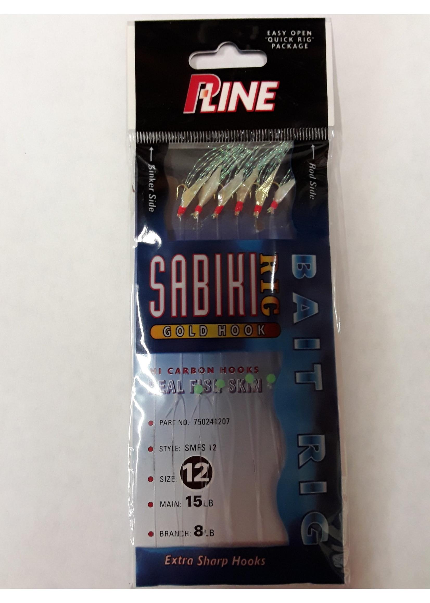 P-LINE P-Line Sabiki Hage Fish Skin Mylar