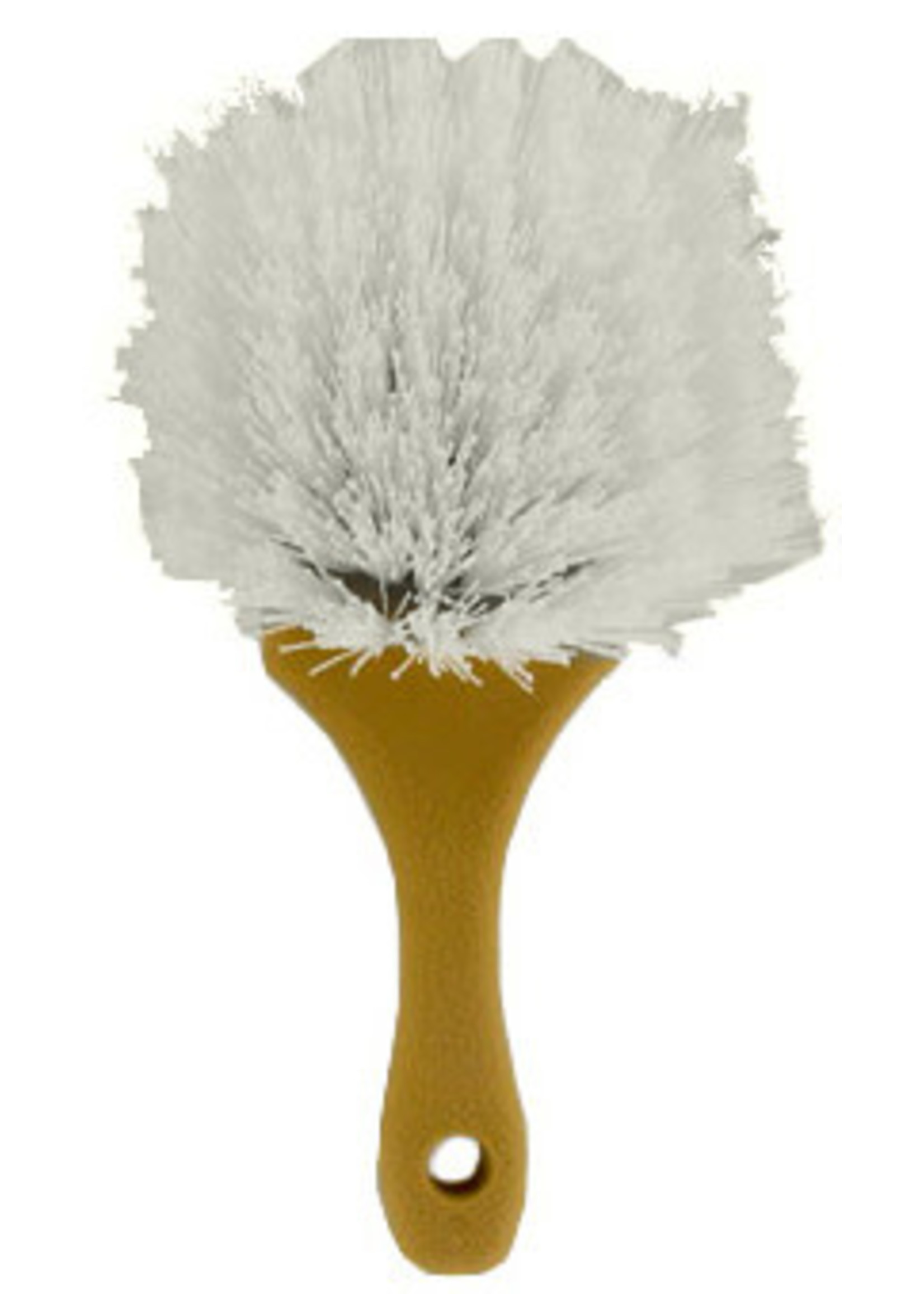 S.M. Arnold SMArnold Brush Gong Short Poly Stiff White