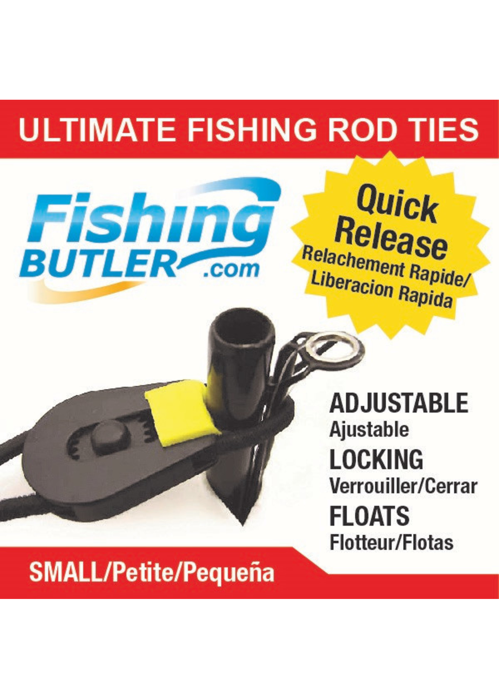 FISHING BUTLER Fishing Butler Rod Tie