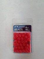 P-LINE Pucci BEADS 8MM R/N 60pk