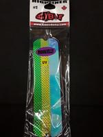 GIBBS-DELTA Gibbs Highliner #1 UV Purple MJ/Green/Yellow