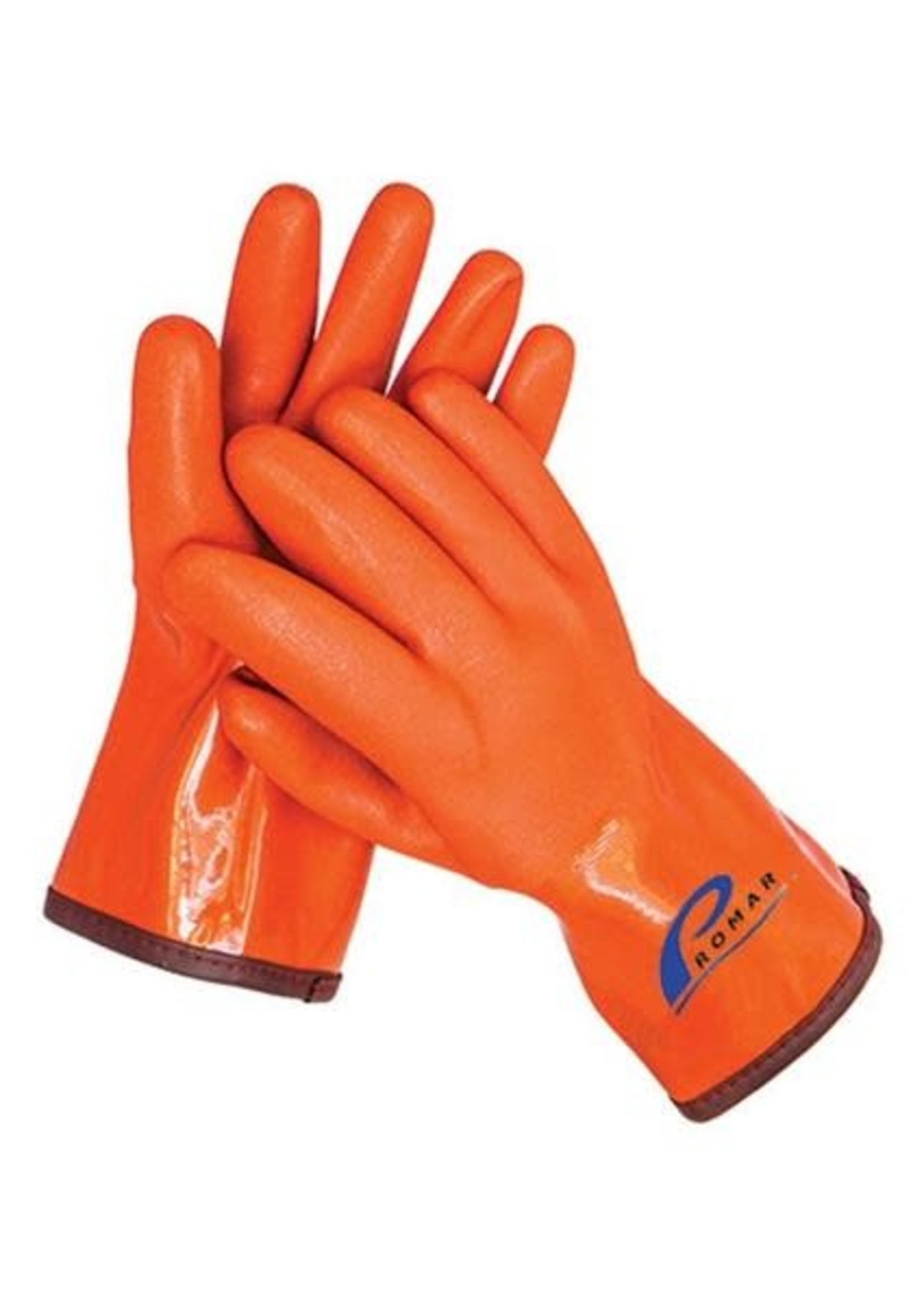 Promar Insulated ProGrip Gloves - Orange Large