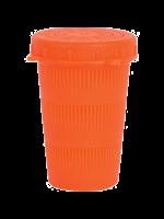 SCOTTY INC Scotty Vented Bait Jar Orange 1ltr