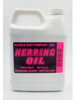 Alaska Bait Co. Alaska Bait Herring Oil 32oz
