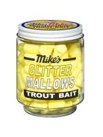 Atlas Mike's Atlas Mike's 5203 Glitter Mallows Yellow/Cheese 1.5oz Jar