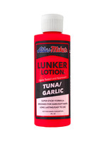 Mike's 6537 Lunker Lotion Tuna Garlic 4oz