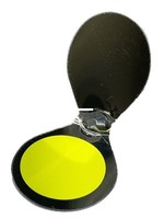 Shortbus Shortbus Flashers BWS-FYEL Bling Wing - Small - Flourescent Yellow