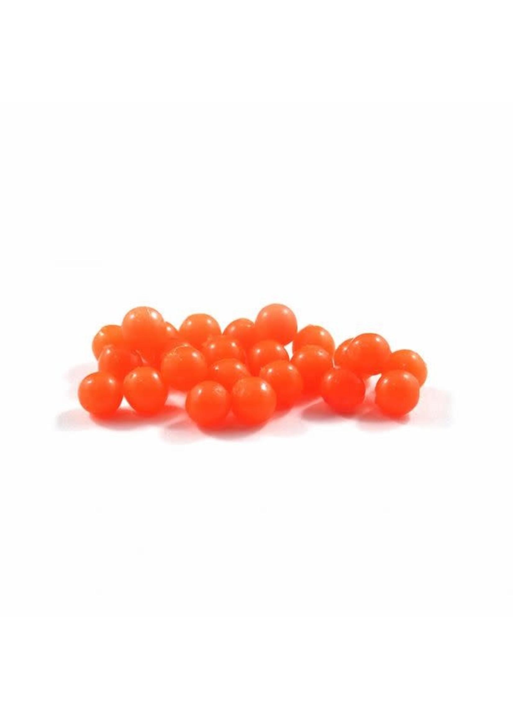Cleardrift Cleardrift Glow Embryo Soft Beads Peach Glow 14mm