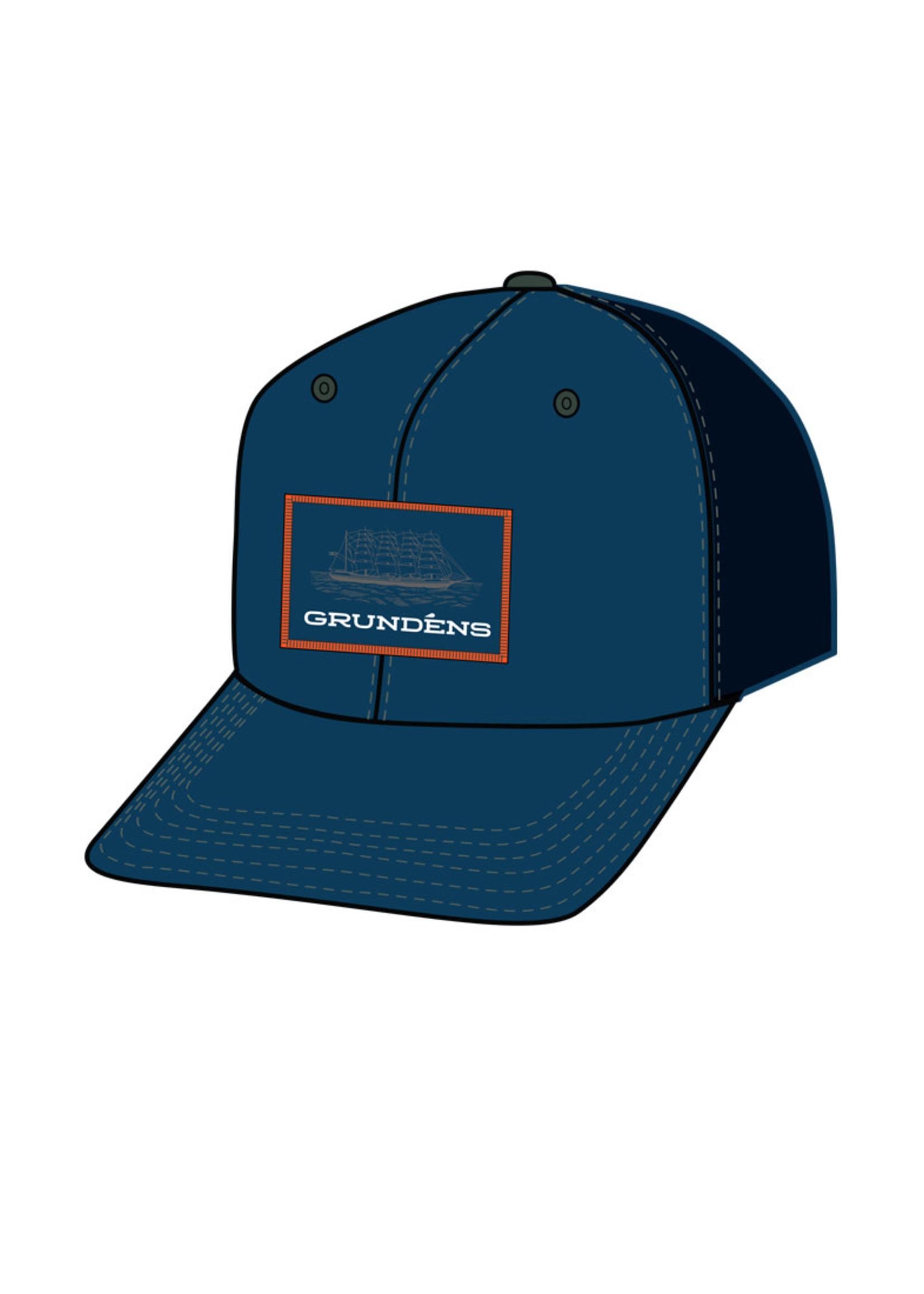 GRUNDENS USA, LTD. Grundens Clipper Hat O/S