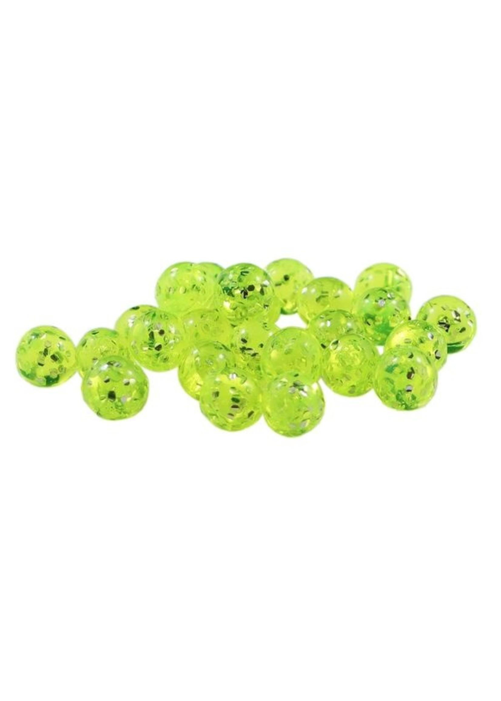 Cleardrift Cleardrift Glitter Bomb Soft Beads Chart 14mm