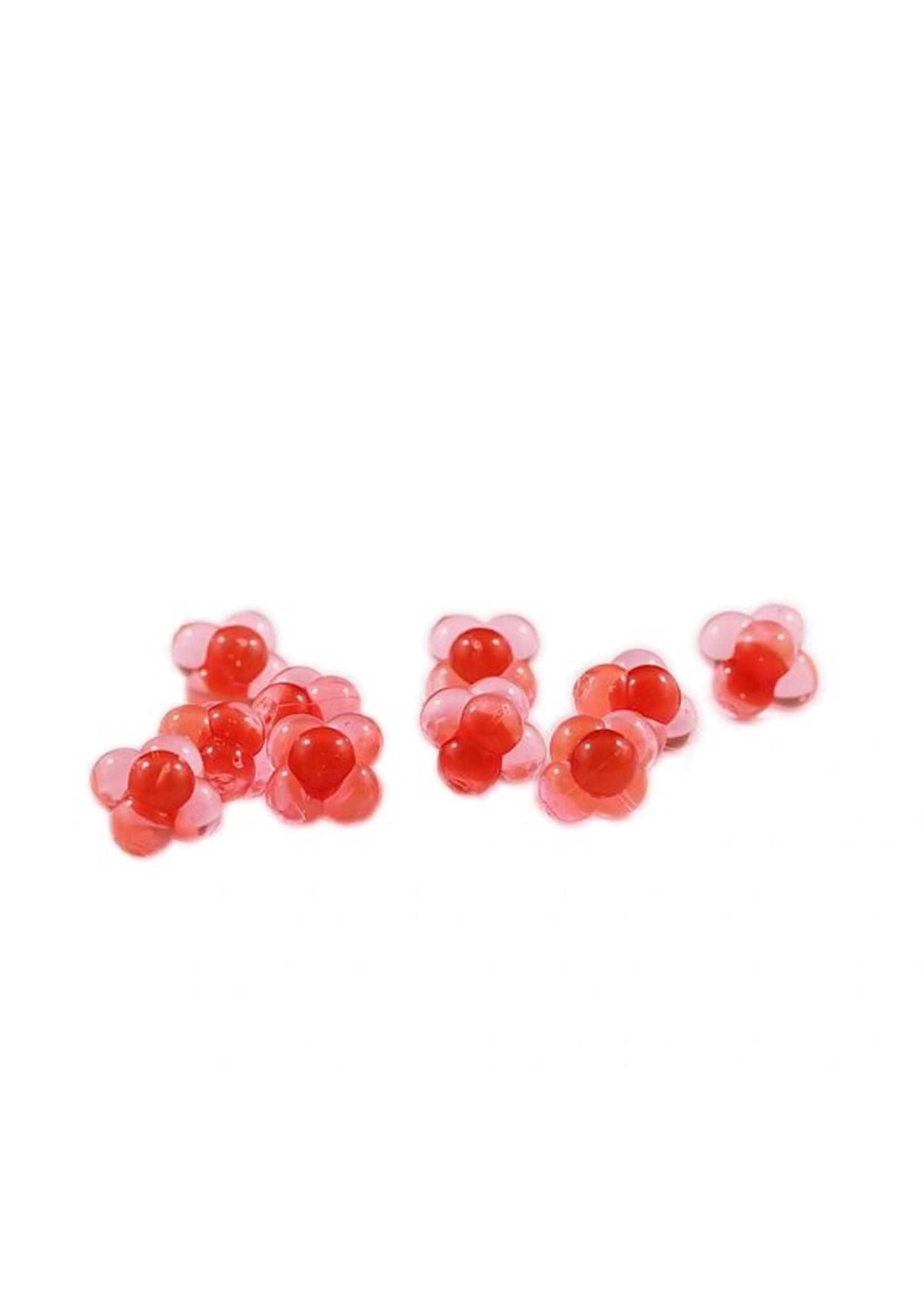 Cleardrift Cleardrift Embryo Egg Clusters Lg Candy Apple w/Red Embryo