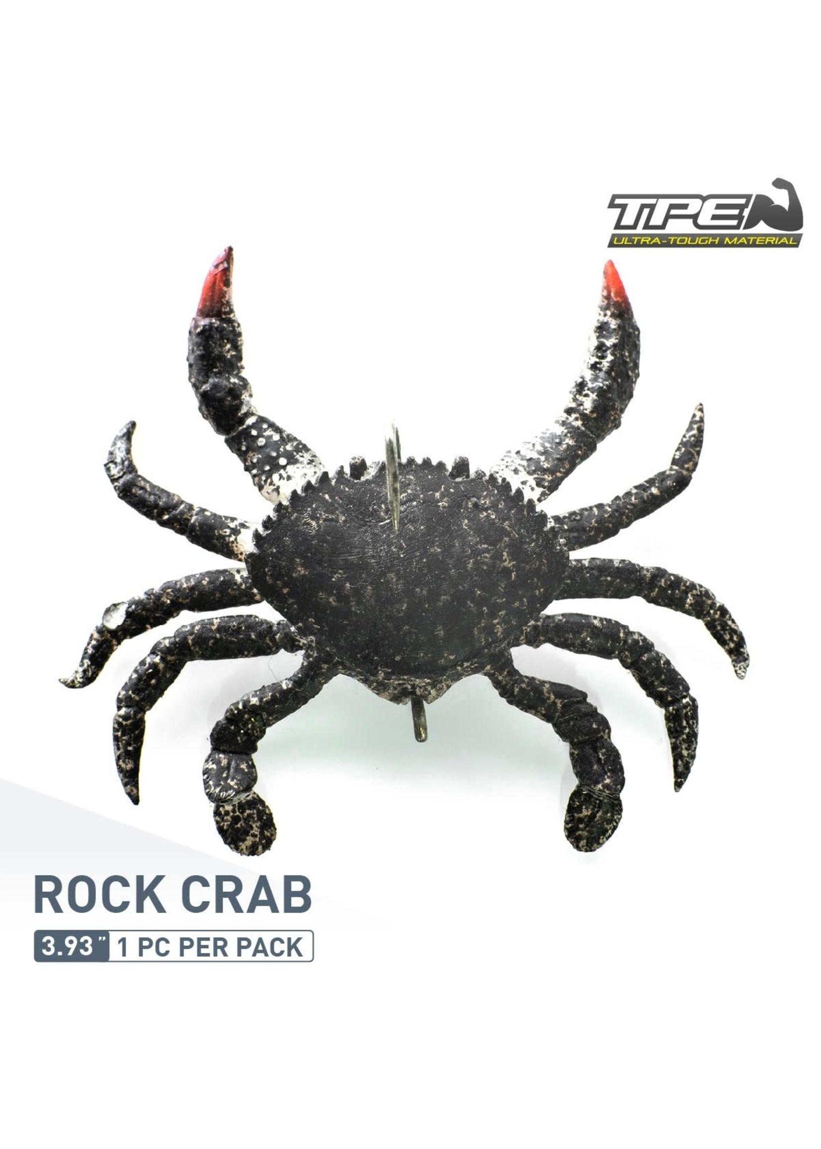 "ChaseBaits Smash Crab Rock Crab 4"""
