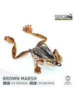 """ChaseBaits Big Bobbin Frog Brn Marsh 2.55"""""""