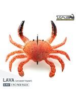 "ChaseBaits Smash Crab Lava 4"""