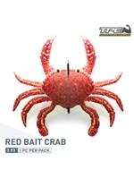"ChaseBaits Smash Crab Red Bait Crab 4"""
