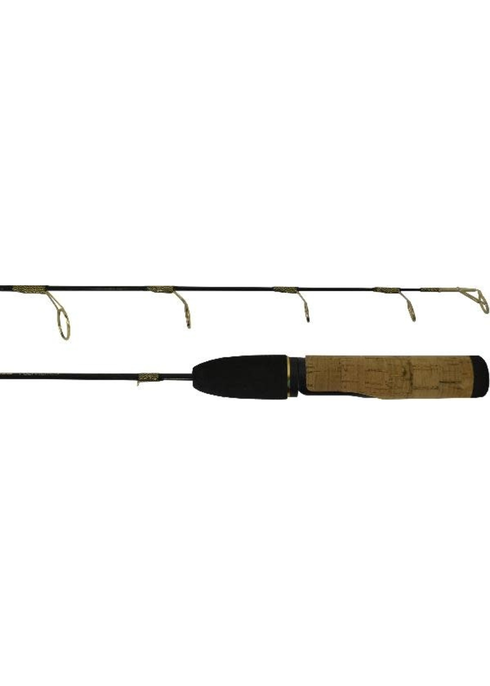 POLAR LITE 34 TROUT/PIKE SYSTEM - 96% GRAPHITE - SPINNING - CORK