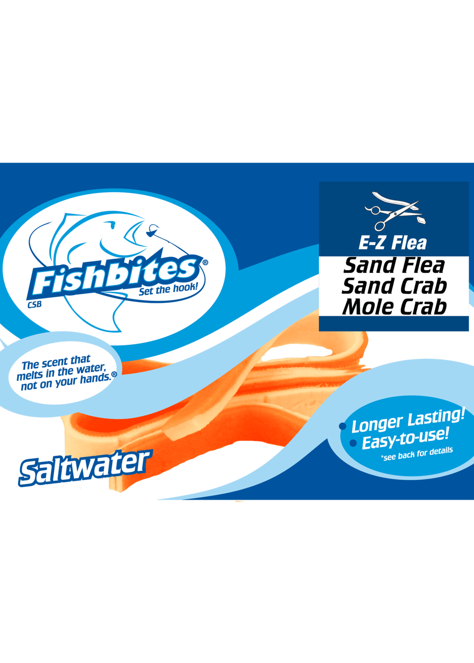 Fishbites Fishbites E-Z Sandflea