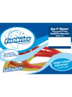 "Fishbites Fishbites Bag O' Worms - 3/8"" Sandworm - Fast Acting"