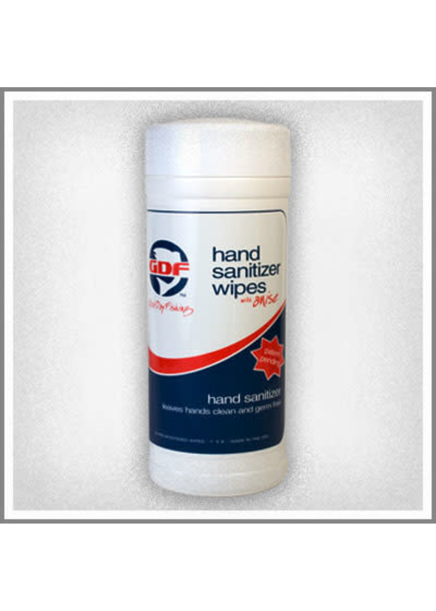 GDF Hand Wipes W/Anise Oil 40ct