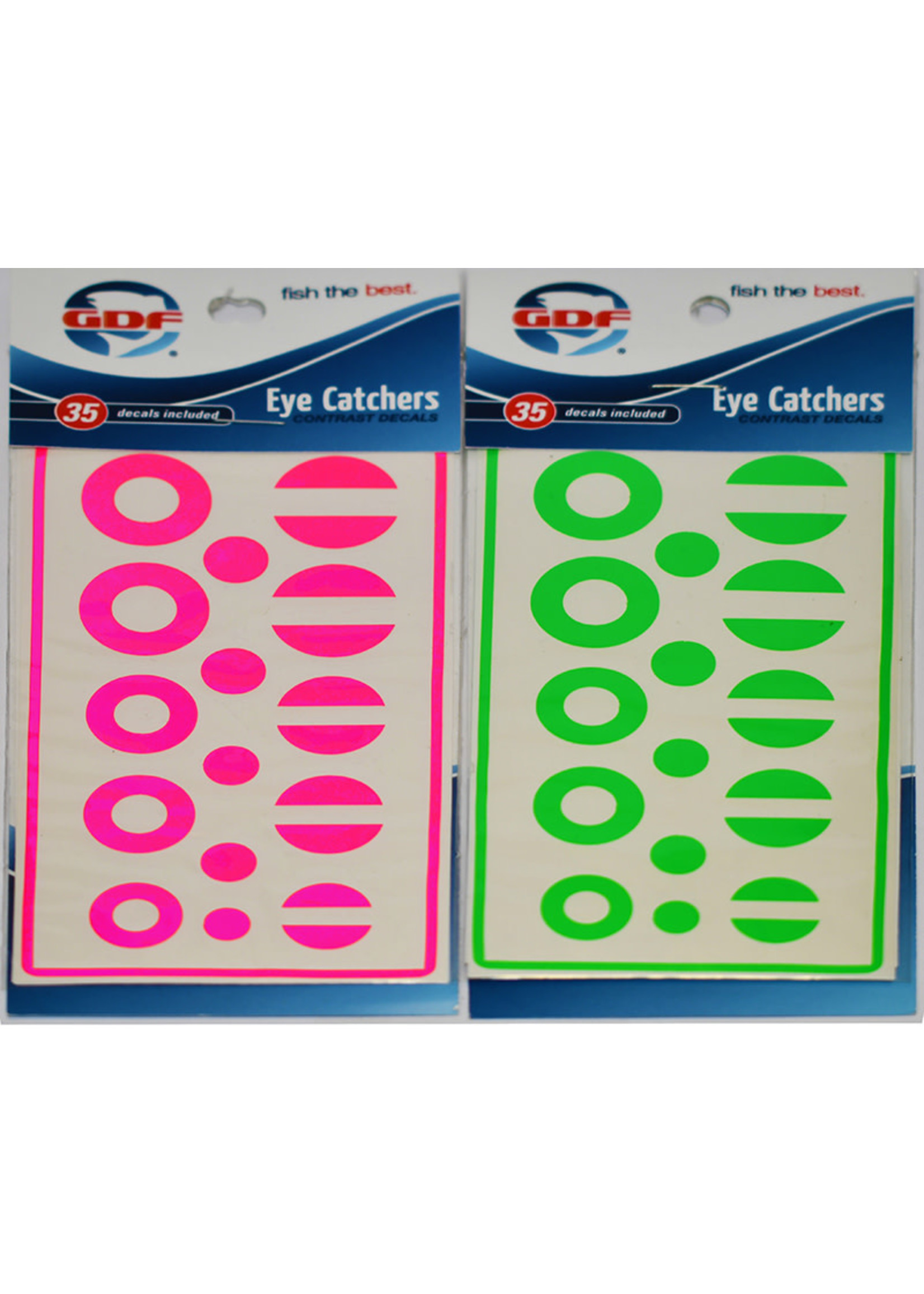 GDF Eye Catchers Circles/Dots Pink